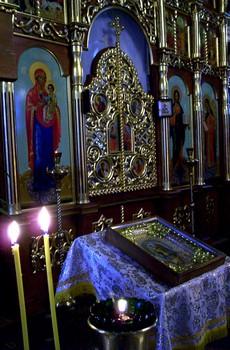 Храм св Георгия Победоносца в Старых Лучниках  Храм св