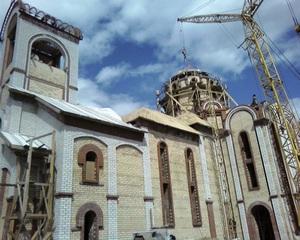 Строительство храма Благовещения Пресвятой Богородицы